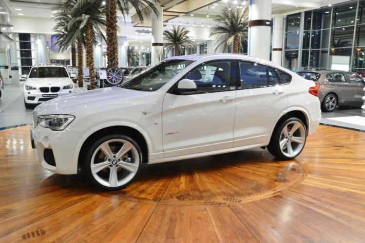BMW-X4-M-Package-2014 wallpaper