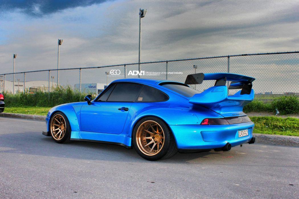 Porsche-993-Turbo wallpaper