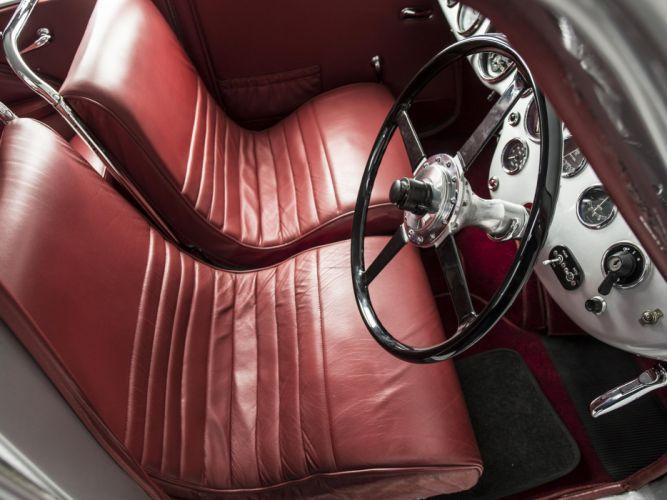 1939 Aston Martin Atom retro g wallpaper