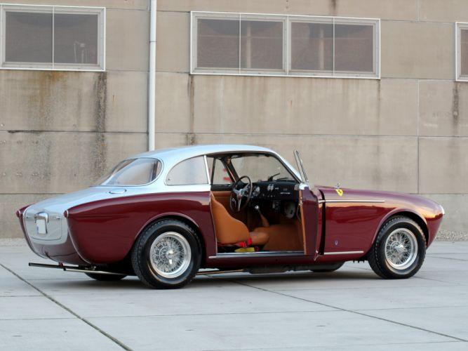 1952 Ferrari 225 Europa Coupe (0223EU) retro supercar d wallpaper