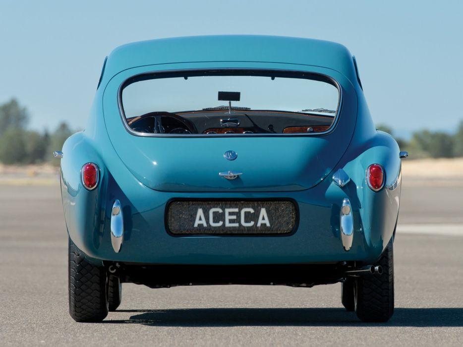 1954 AC-Aceca aceca retro  ww wallpaper