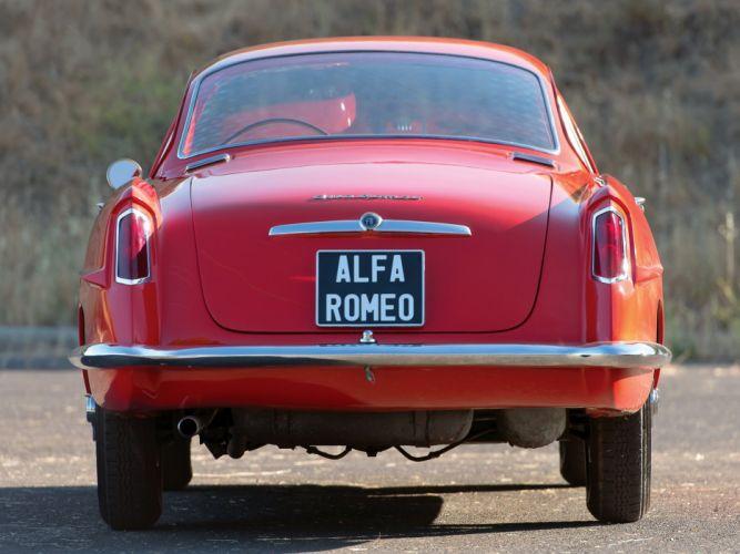 1954 Alfa Romeo 1900 DA Super Sprint Coupe America (01838) retro ff wallpaper