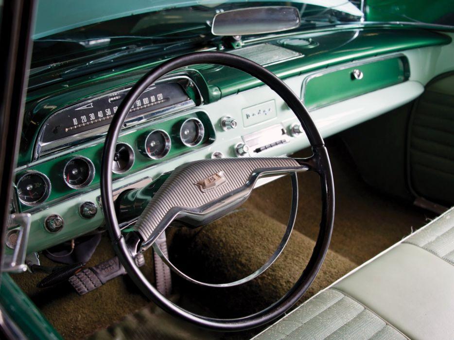 1957 Dodge Coronet 2-door Lancer (D66) retro      j wallpaper