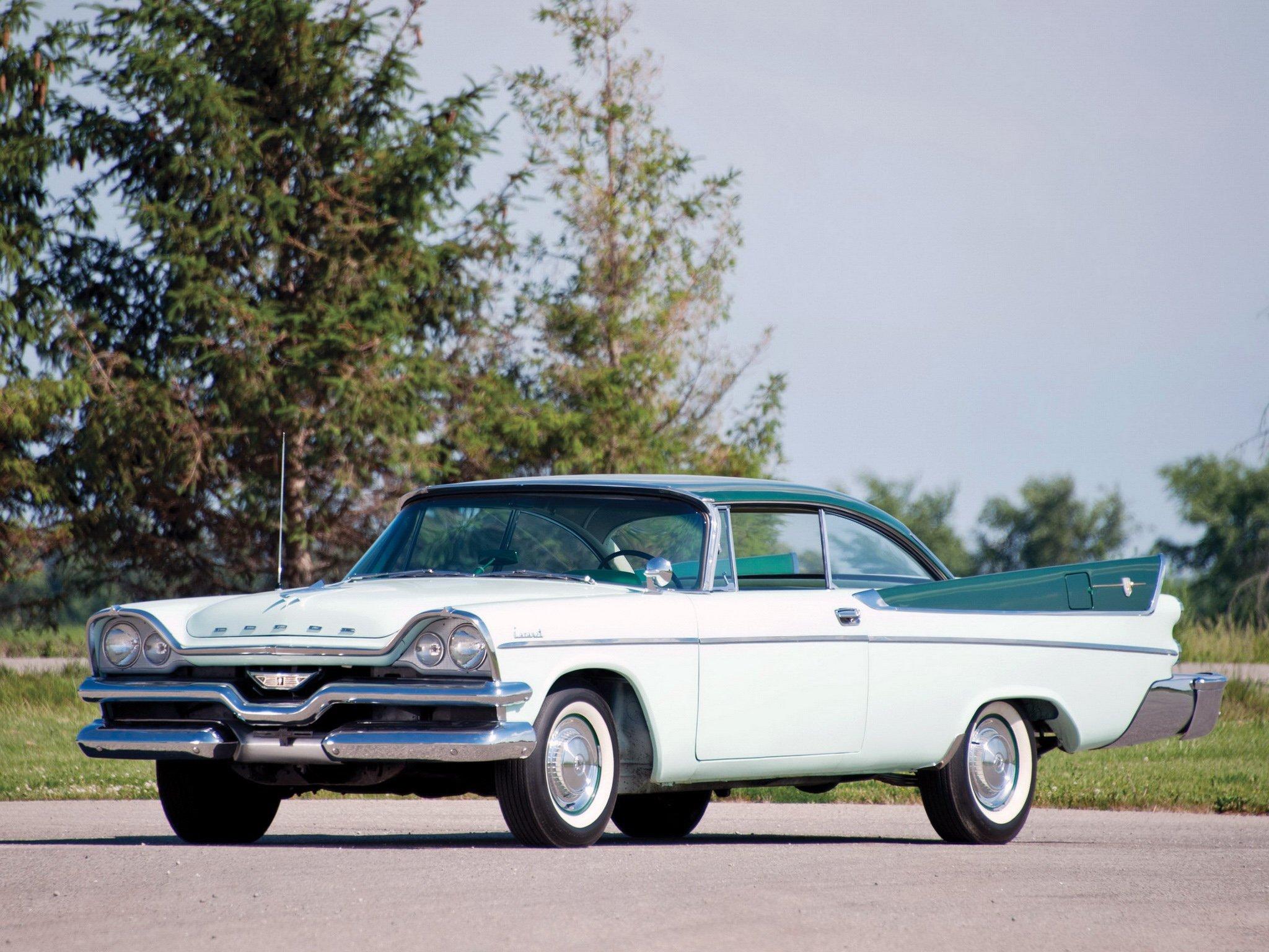 1957 dodge coronet 2 door lancer d66 retro r wallpaper for 1957 dodge 2 door hardtop