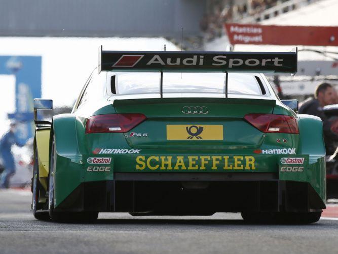 Audi-RS5-DTM-2014 wallpaper