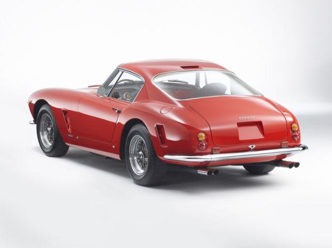 1961 Ferrari 250 G-T SWB Berlinetta xupercar classic v wallpaper