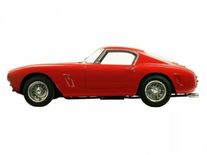1961 Ferrari 250 G-T SWB Berlinetta xupercar classic wt wallpaper