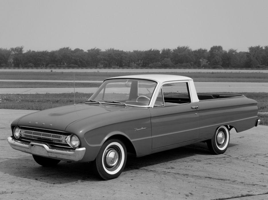 1961 Ford Falcon Ranchero Pickup (66A) wallpaper