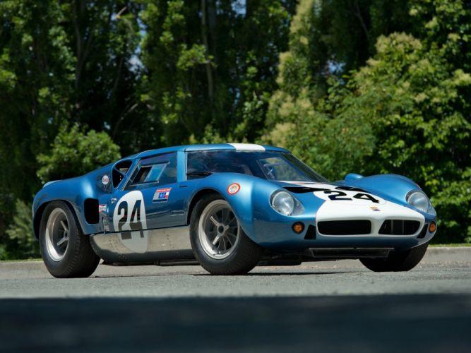 1963 Lola MkVI G-T race racing classic le-mans r wallpaper