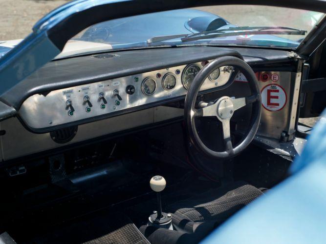 1963 Lola MkVI G-T race racing classic le-mans e wallpaper