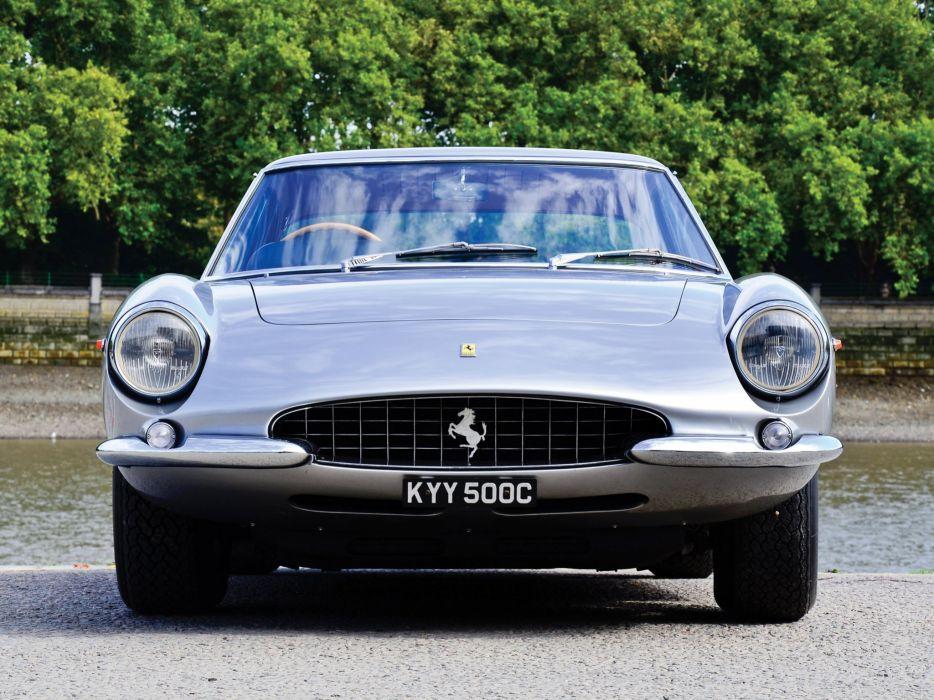 1964 Ferrari 500 Superfast Series-I UK-spec (S-F) supercar classic  gs wallpaper
