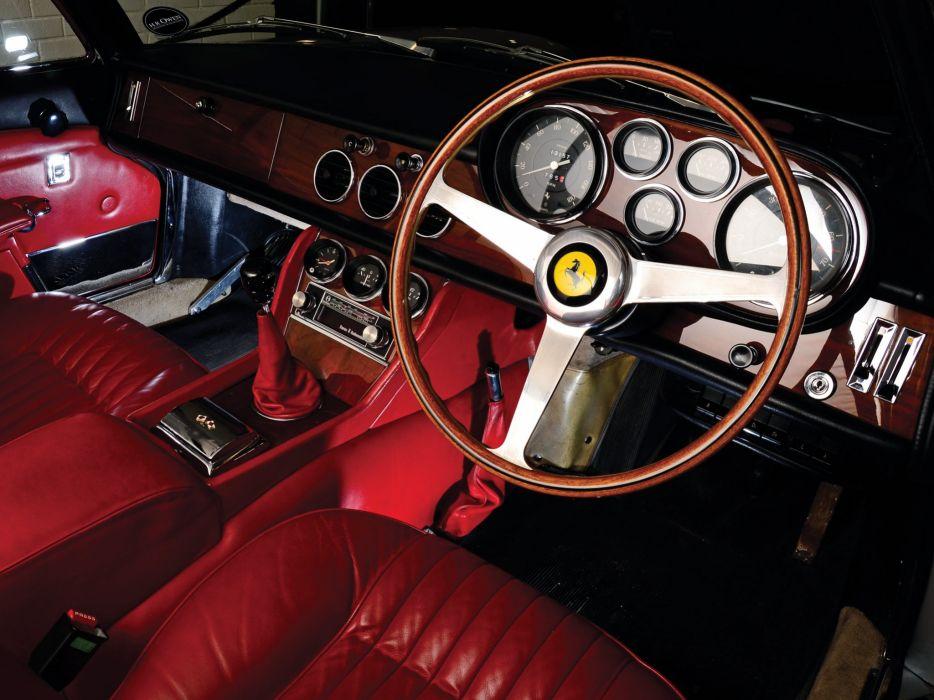 1964 Ferrari 500 Superfast Series-I UK-spec (S-F) supercar classic  h wallpaper