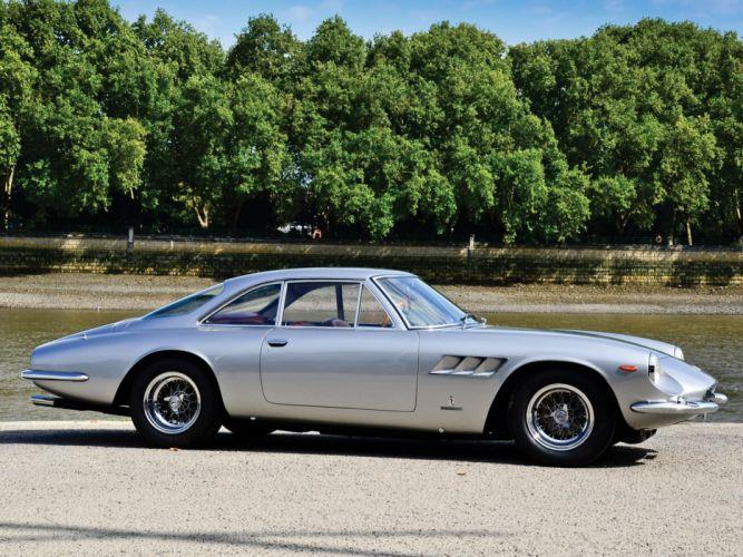 1964 Ferrari 500 Superfast Series-I UK-spec (S-F) supercar classic g wallpaper