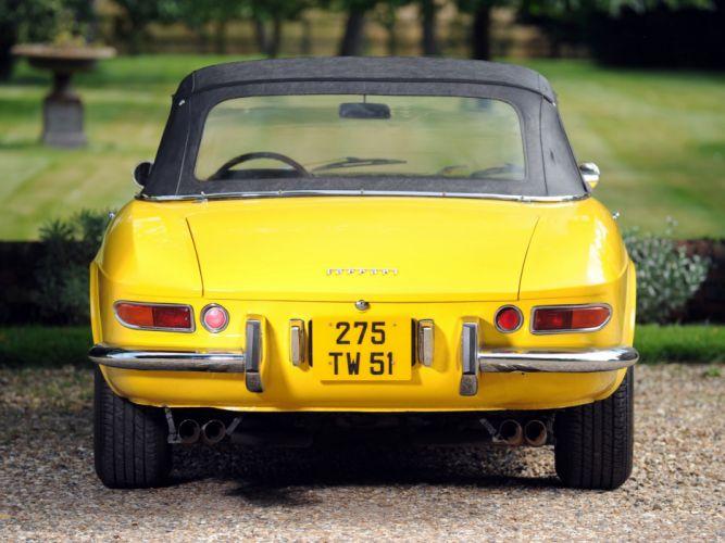 1964-66 1964 Ferrari 275 GTS supercar re wallpaper