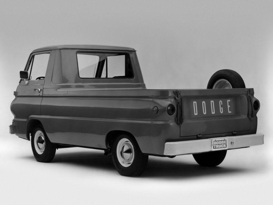 1965 Dodge A-100 Pickup classic deora  f wallpaper