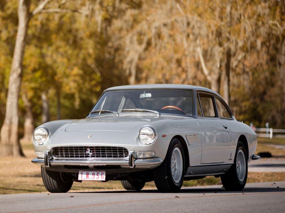 1965-67 Ferrari 330 G-T 2-2 (Series-II) supercar classic   f wallpaper