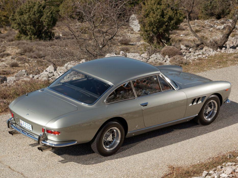 1965-67 Ferrari 330 G-T 2-2 (Series-II) supercar classic e wallpaper