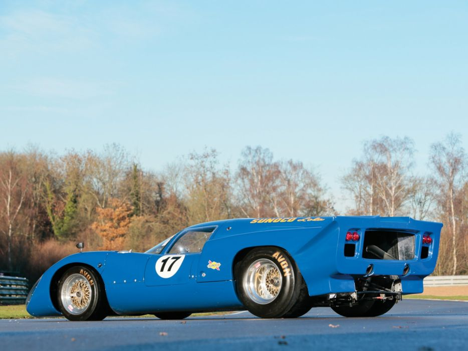 1968 Lola T70 (MkIIIB) le-mans race racing classic   f wallpaper