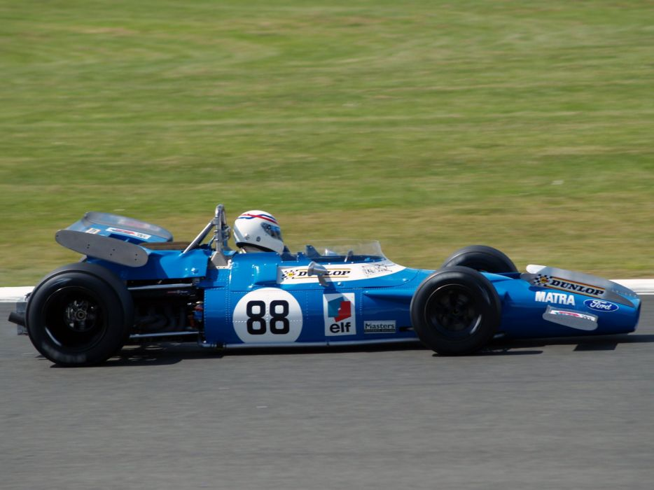 1969 Matra MS80 formula f-1 race racing classic   e wallpaper