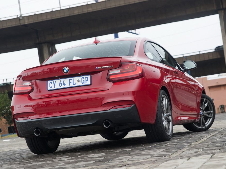 BMW 2 Series M235i Coupe F22 2014 wallpaper