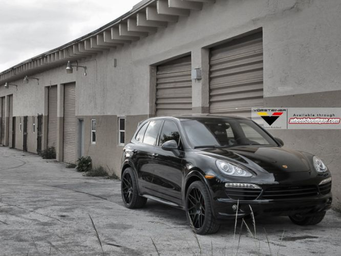 Porsche Cayenne mk2 wallpaper