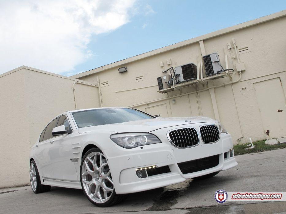 Hamman BMW 7 Series wallpaper