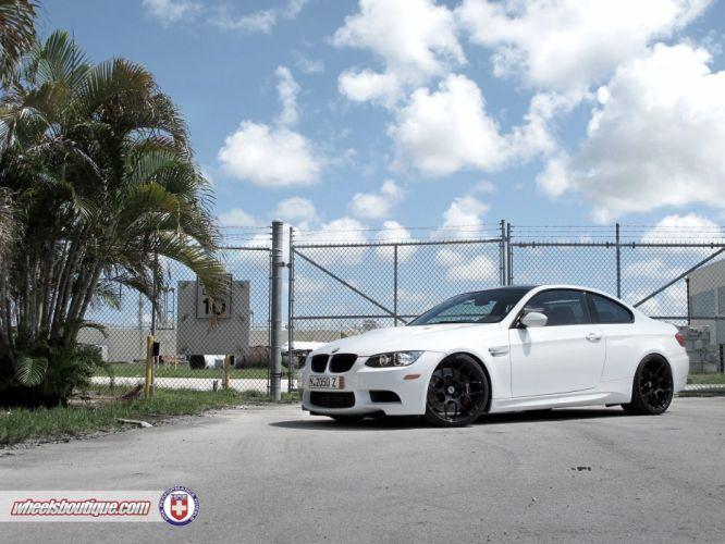 BMW E92 M3 wallpaper