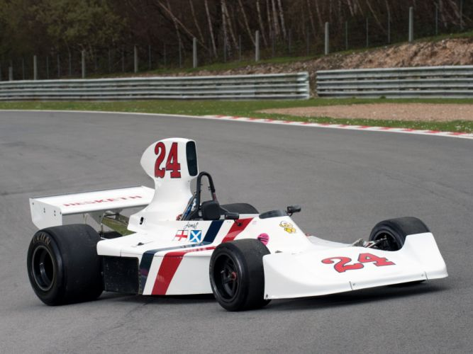 1975 Hesketh 308B formula f-1 race racing f wallpaper