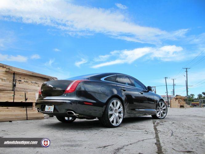 Jaguar SuperCharged XJ wallpaper