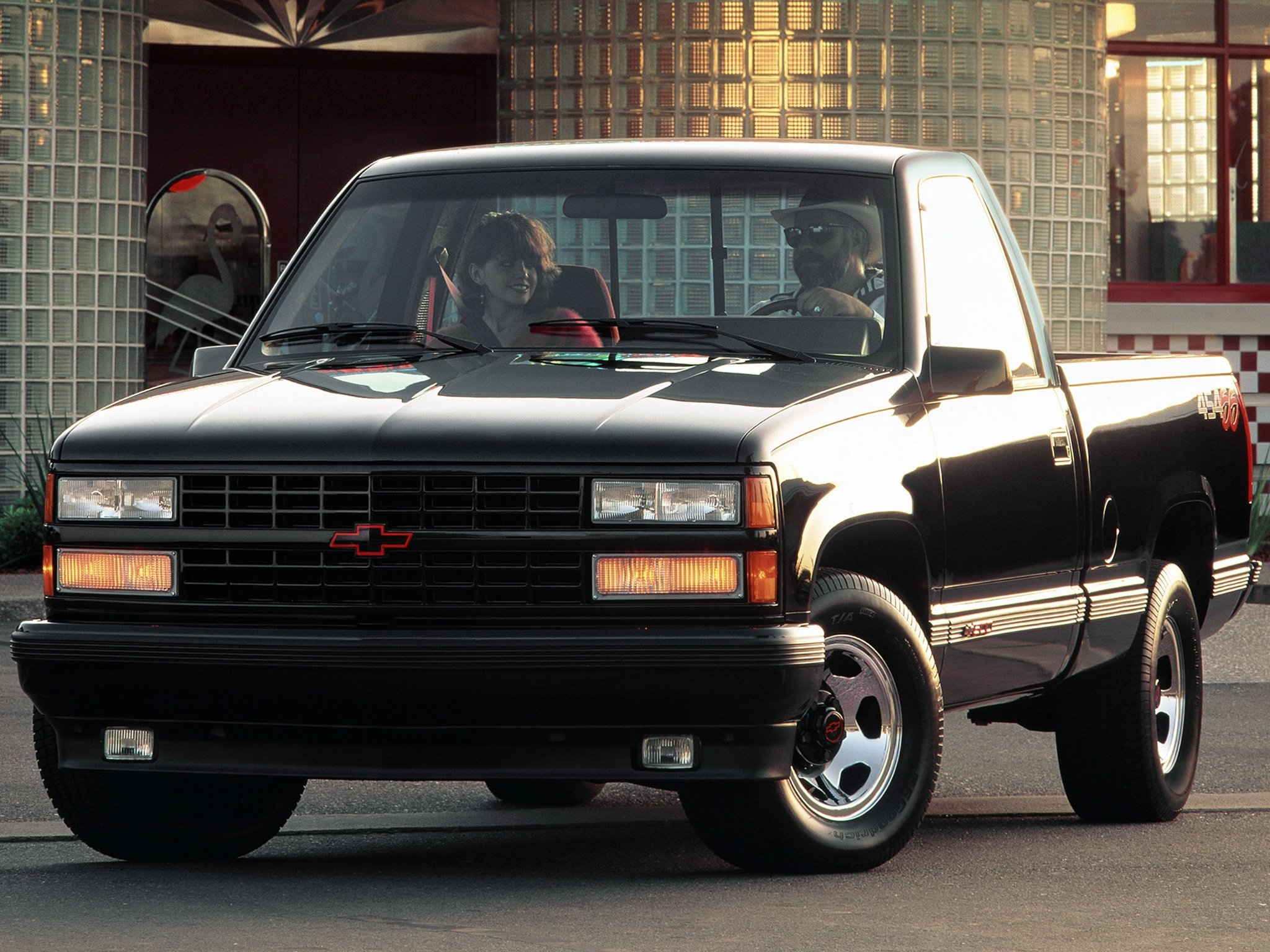1990 Chevrolet 454 S S Pickup Muscle F Wallpaper