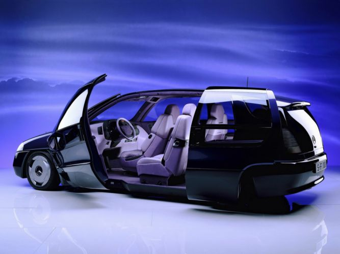 1991 Mercedes Benz F100 Concept stationwagon suv ye wallpaper