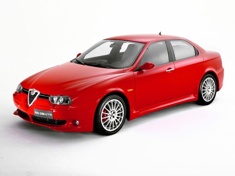 2002-05 Alfa Romeo 156 GTA (932A)  g wallpaper