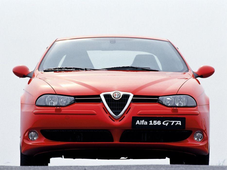2002-05 Alfa Romeo 156 GTA (932A)   da wallpaper