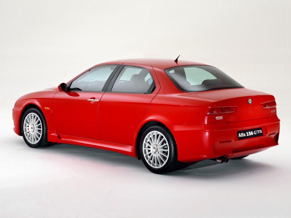 2002 05 Alfa Romeo 156 Gta 932a Gs Wallpaper 2048x1536