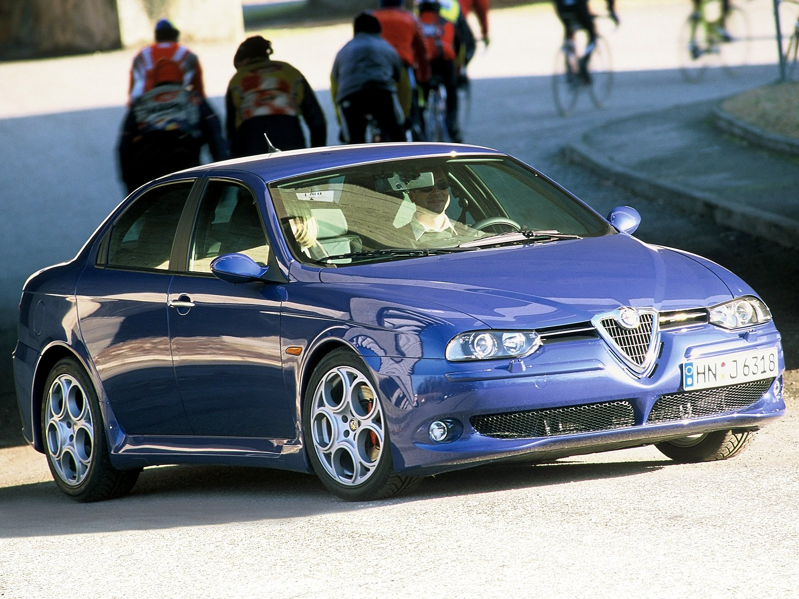 2002 05 alfa romeo 156 gta 932a fg wallpaper 1600x1200 385124 wallpaperup. Black Bedroom Furniture Sets. Home Design Ideas