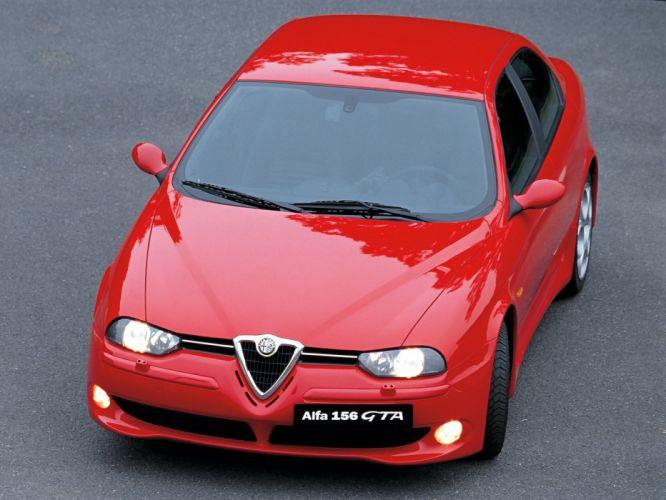 2002-05 Alfa Romeo 156 GTA (932A) s wallpaper
