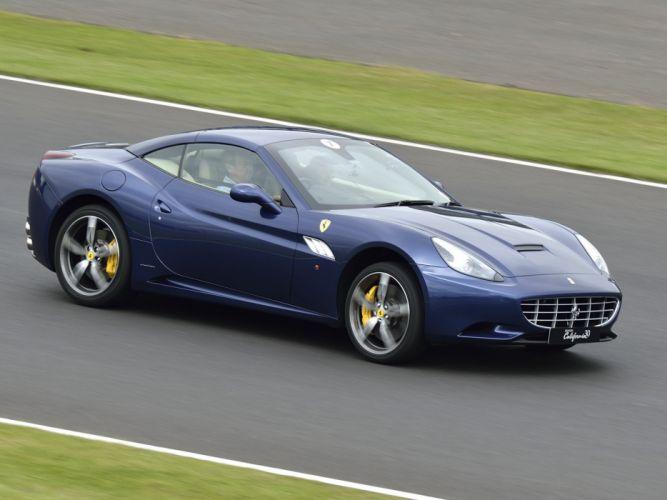 2012 Ferrari California 3-0 UK-spec supercar f wallpaper