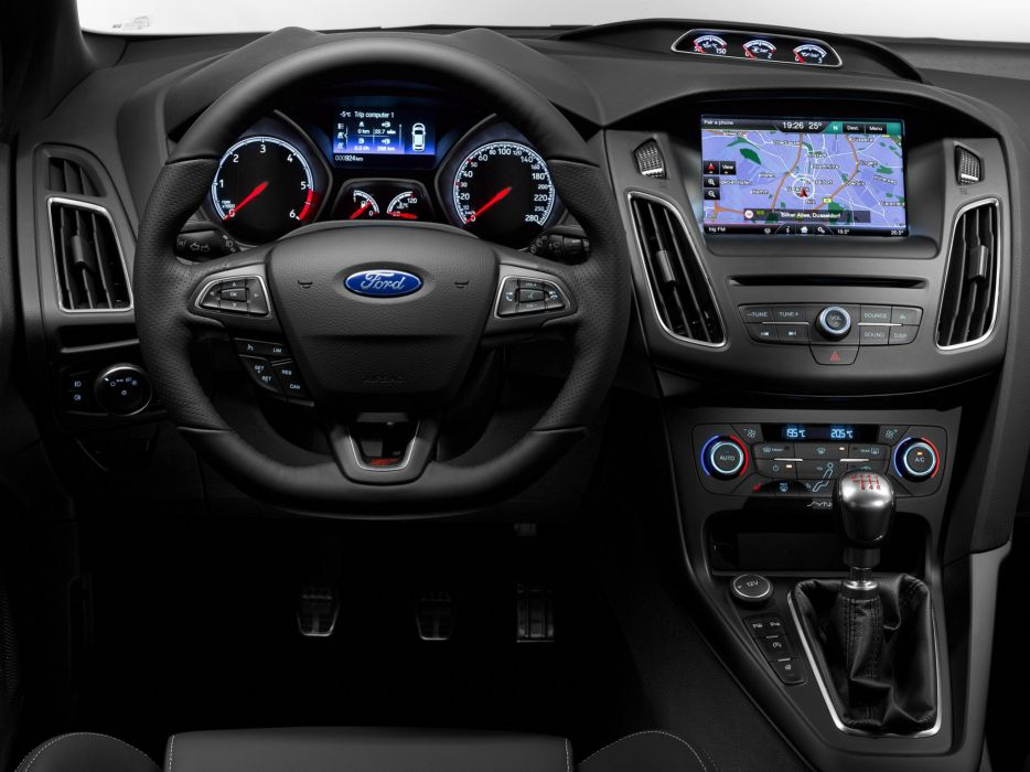 2014 Ford Focus S-T   d wallpaper