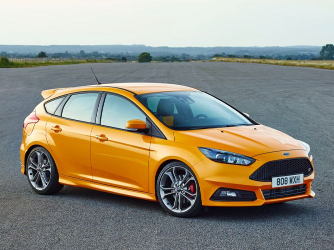 2014 Ford Focus S-T f wallpaper
