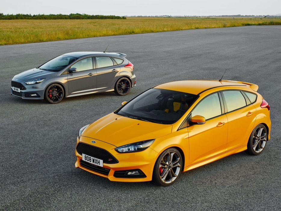 2014 Ford Focus S-T   d wallpaper