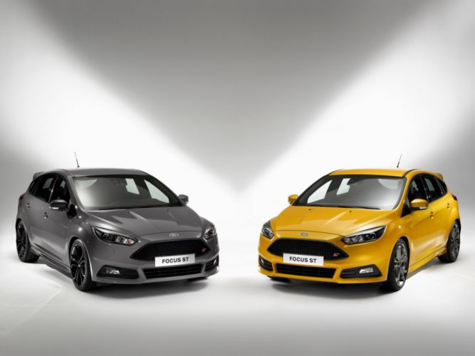 2014 Ford Focus S-T ds wallpaper