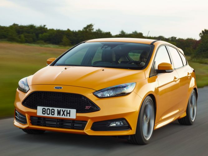 2014 Ford Focus S-T s wallpaper