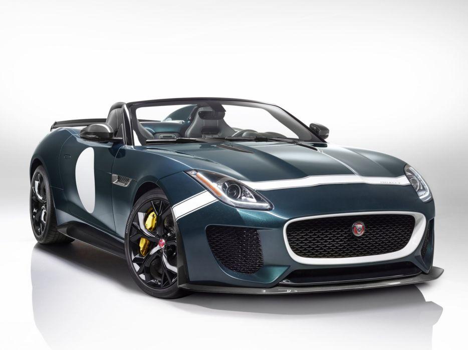 2014 Jaguar F-Type Project-7 tuning race racing   s wallpaper