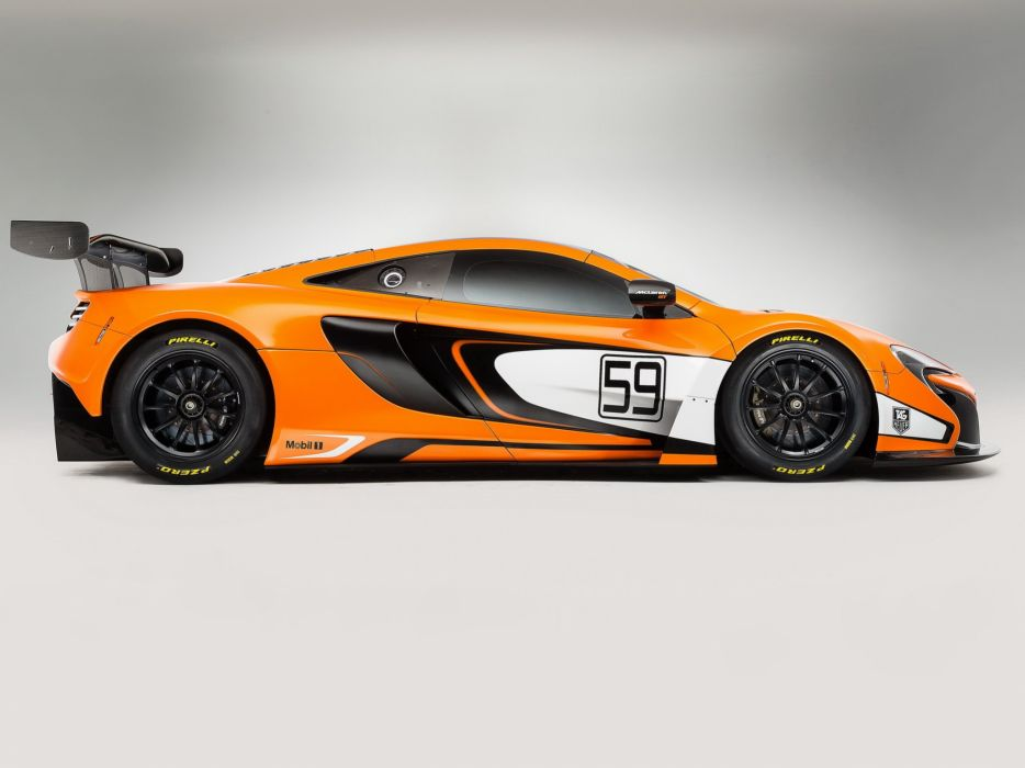 2014 McLaren 650S GT3 race racing supercar    f wallpaper