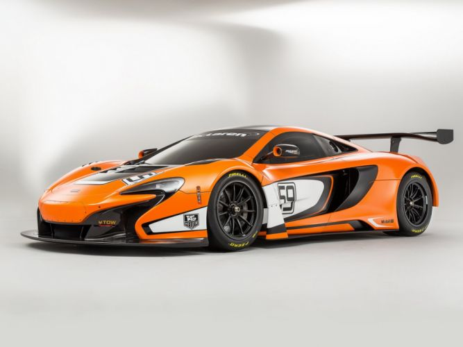 2014 McLaren 650S GT3 race racing supercar f wallpaper