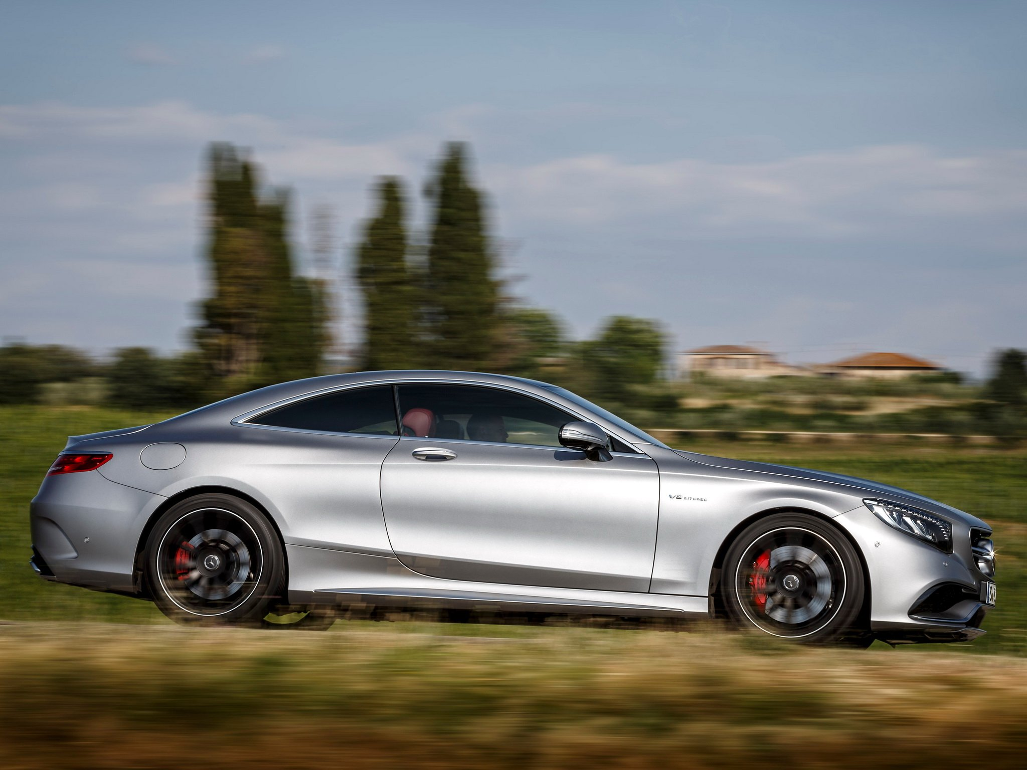 S 63 Amg Wallpaper: 2014 Mercedes Benz S63 AMG Coupe C217 Fs Wallpaper