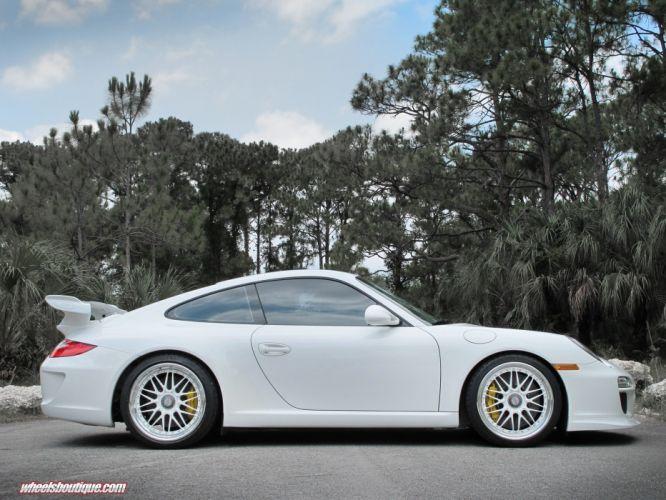 Porsche 997 GT3 wallpaper