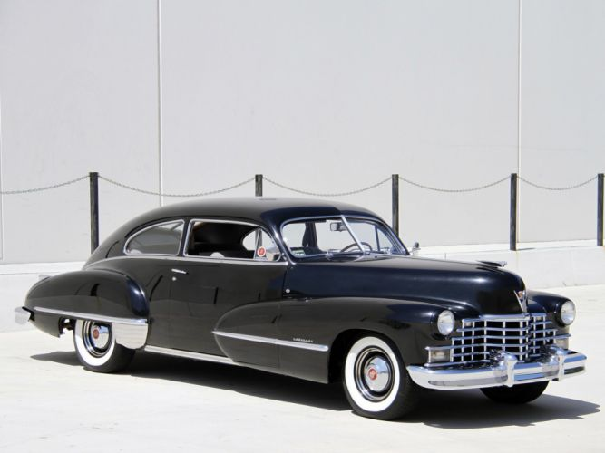 1946 Cadillac Sixty-Two Club Coupe (6207) retro luxury e wallpaper