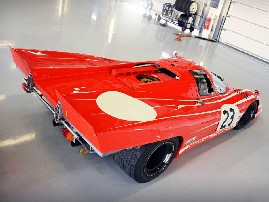 1969 Porsche 917K race racing le-mans   g wallpaper