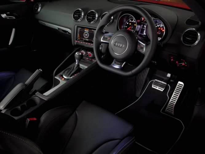 2013 Audi T-T R-S plus Coupe AU-spec (8-J) e wallpaper